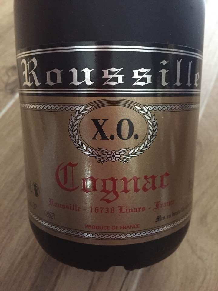 Roussille – XO – Cognac