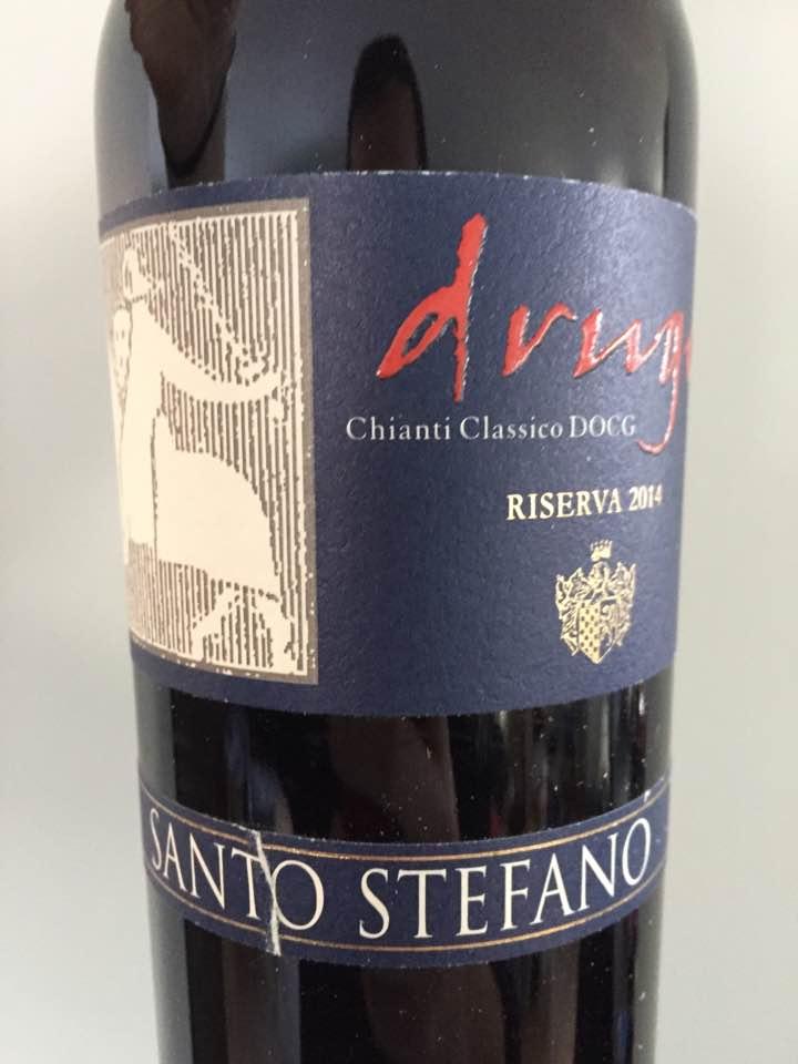 Santo Stefano – Drugo 2014 – Chianti Classico Riserva