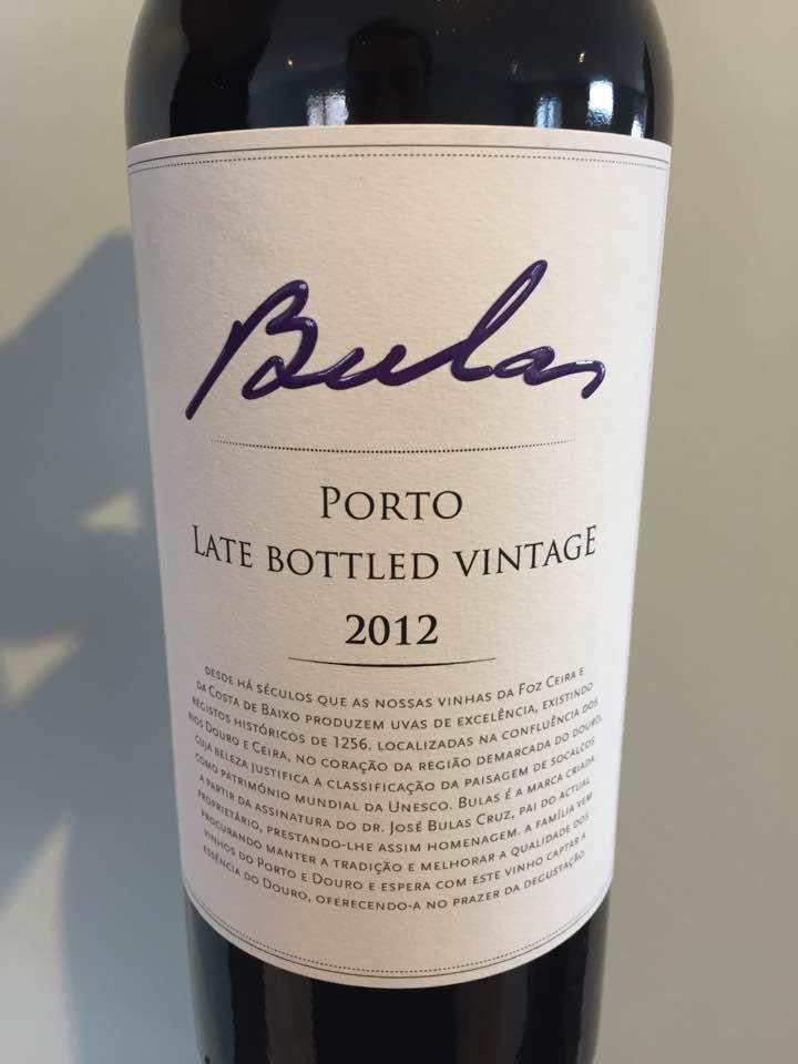 Bulas – 2012 LBV Porto