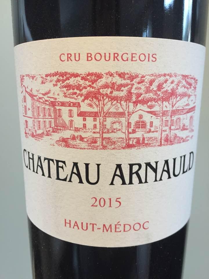 Château Arnauld 2015 – Haut-Médoc – Cru Bourgeois