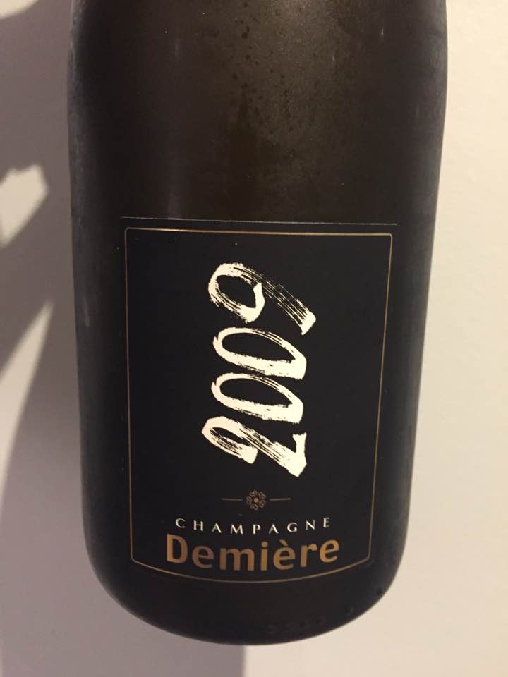 Champagne Demière 2009 – Extra-Brut