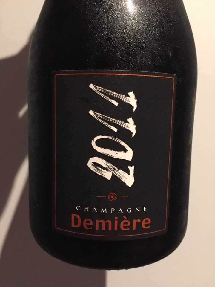 Champagne Demière – Blanc de Noirs 2011 – Extra-Brut