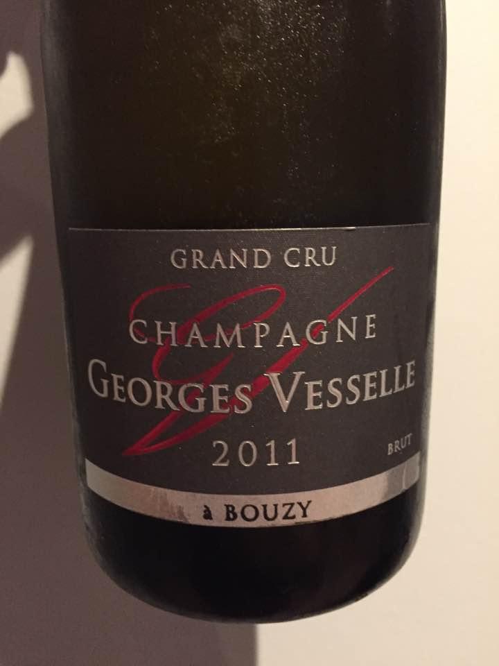 Champagne Georges Vesselle 2011 – Grand Cru – Brut
