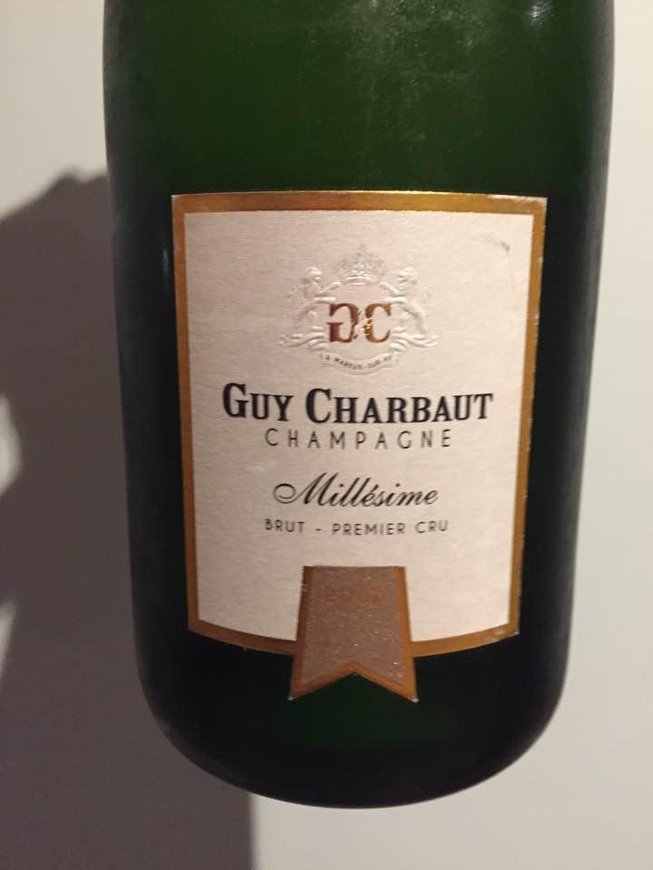 Champagne Guy Charbaut – Millésime 2006 – Brut – Premier Cru
