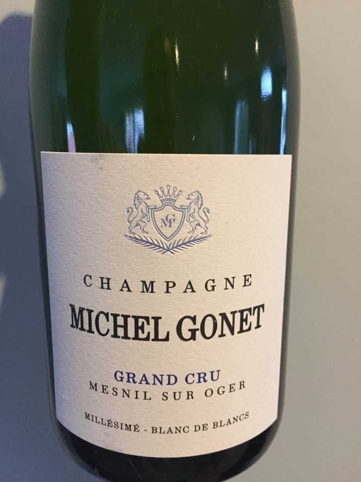Champagne Michel Gonet – Blanc de Blancs 2011 – Mesnil sur Oger  – Grand Cru