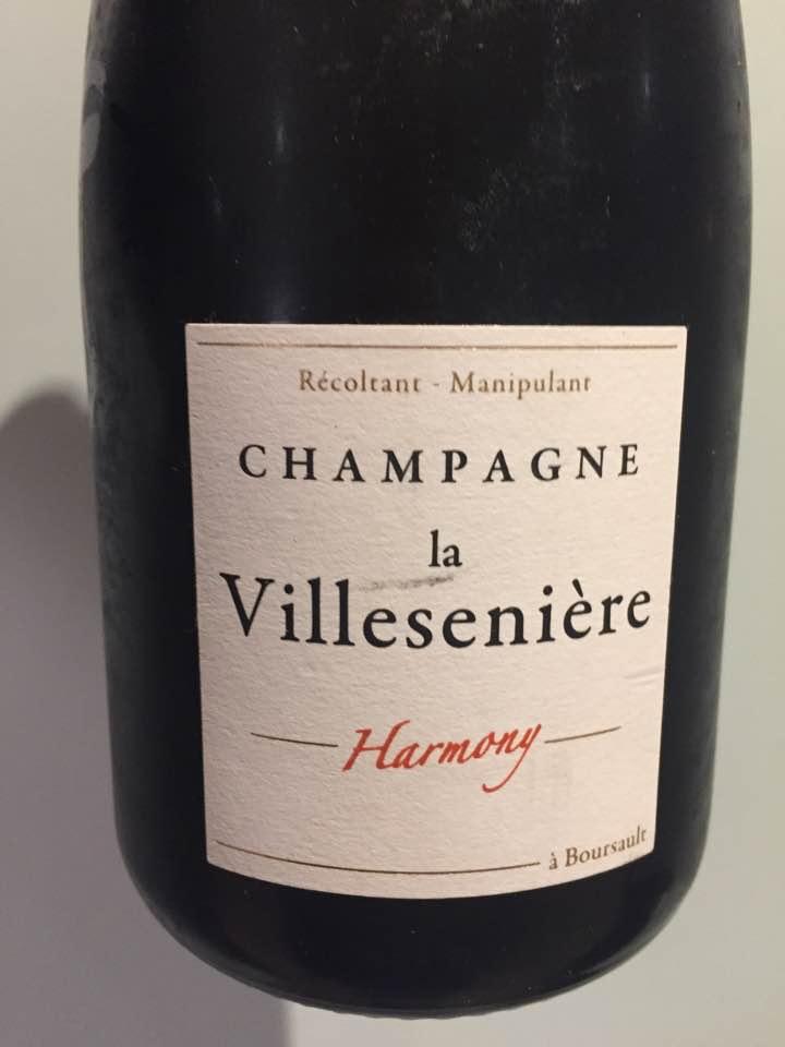 Champagne la Villesenière – Harmony – Brut