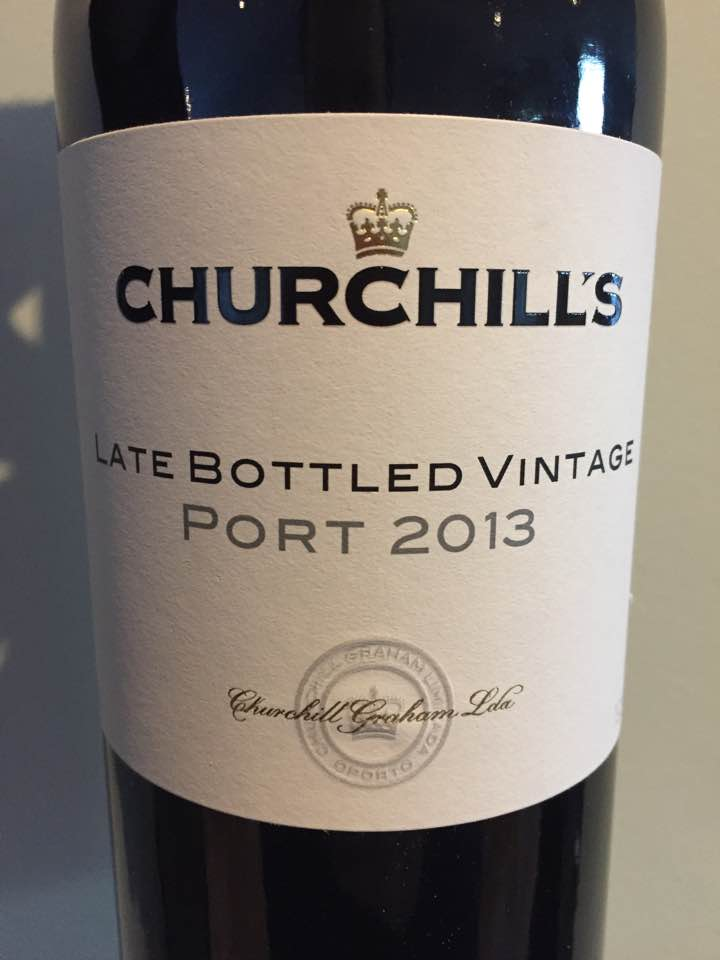 Churchill's – LBV 2013 – Port