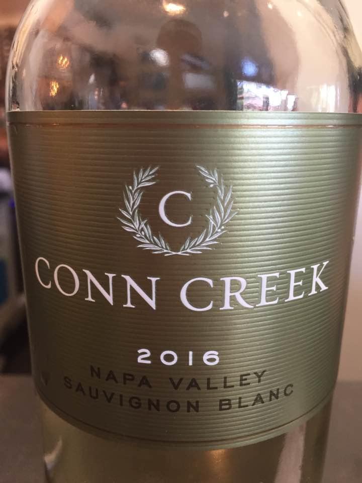 Conn Creek – Sauvignon Blanc 2016 – Napa Valley