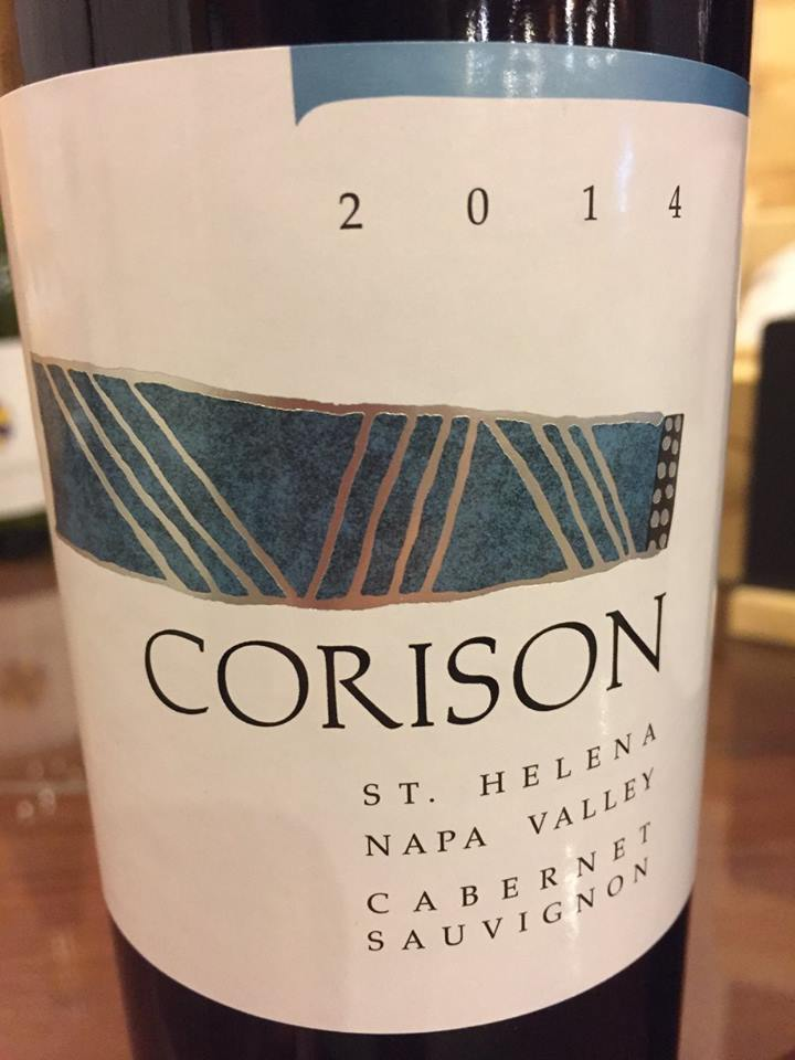 Corison – Cabernet Sauvignon 2014 – St. Helena – Napa Valley
