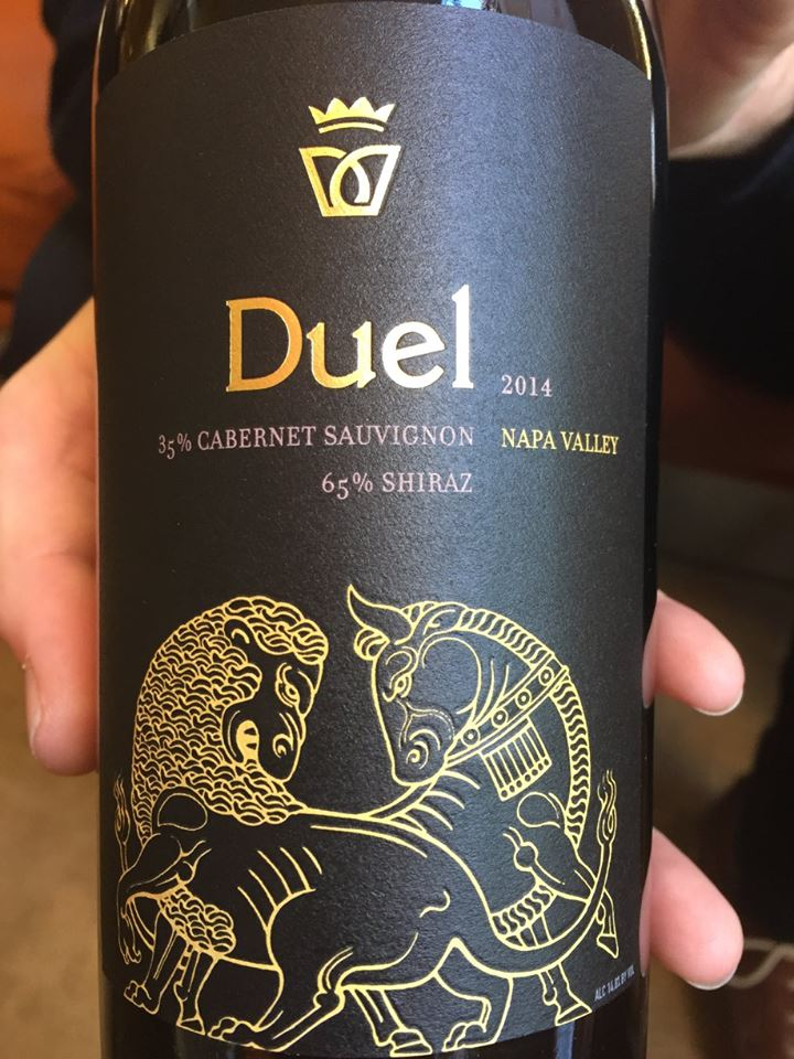 Darioush – Duel 2014 – Napa Valley