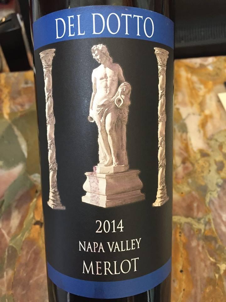 Del Dotto – Merlot 2014 – Napa Valley