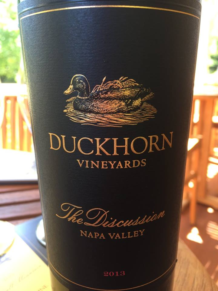 Duckhorn Vineyards – The Discussion 2013 – Napa Valley
