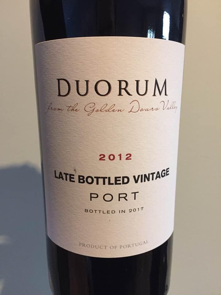 Duorum – 2012 LBV Port