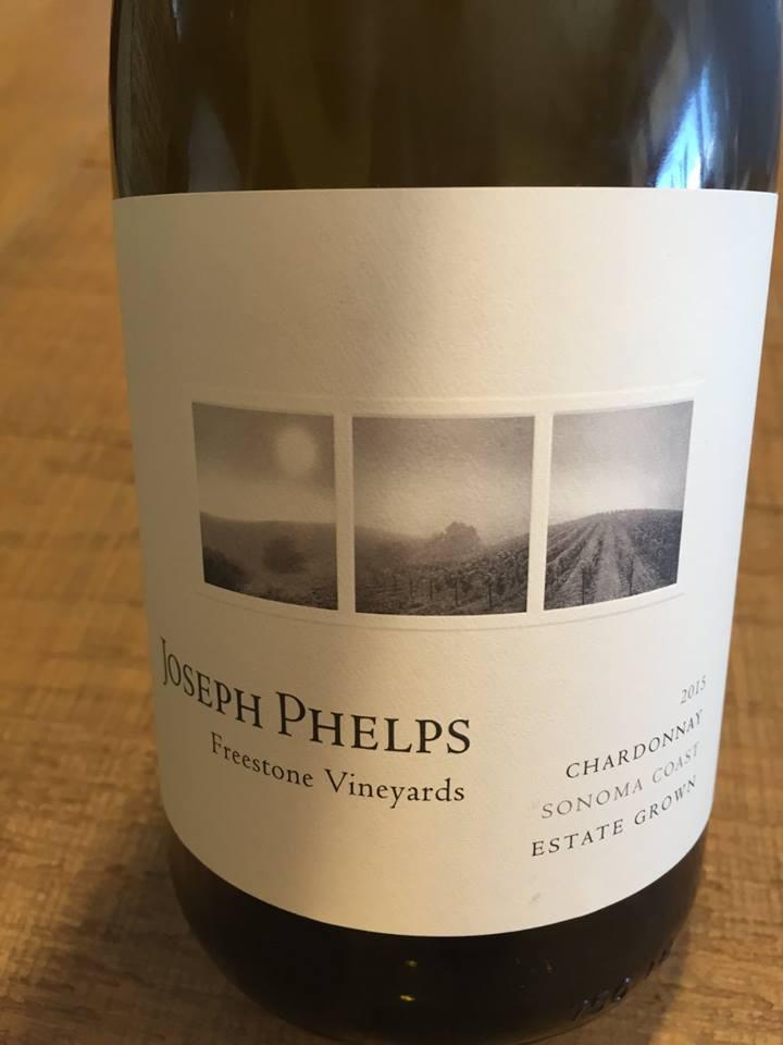 Joseph Phelps – Freestone Vineyard – Chardonnay 2015 – Sonoma