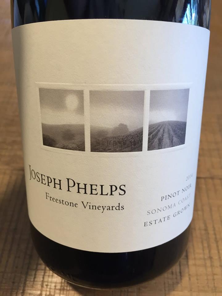 Joseph Phelps – Freestone Vineyard – Pinot Noir 2014 – Sonoma