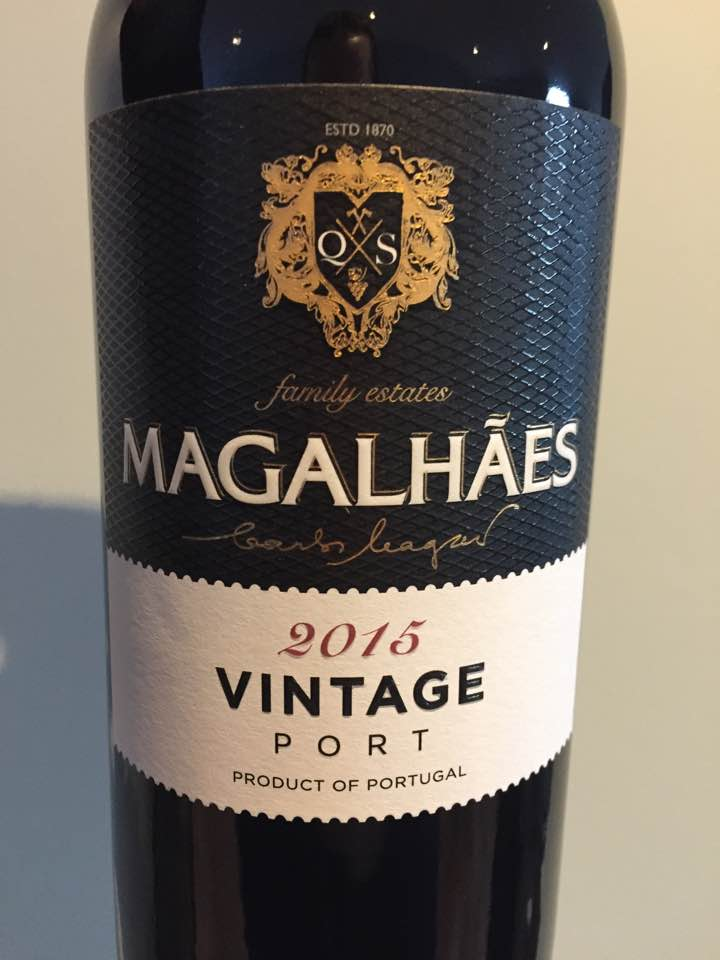Magalhaes – 2015 Vintage Port