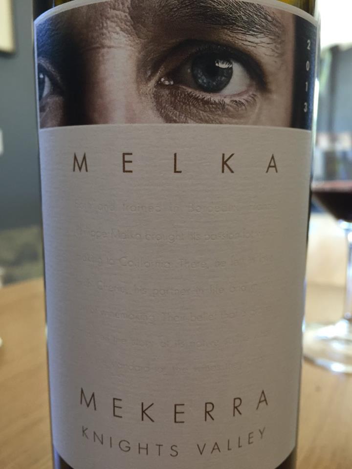 Melka – Mekerra 2013 – Knights Valley – Sonoma