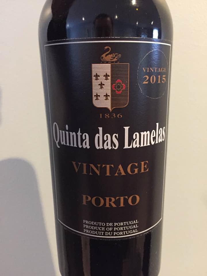Quinta das Lamelas – Vintage 2015 – Porto