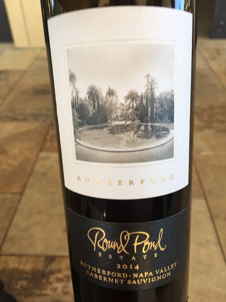 Round Pond Estate – Cabernet Sauvignon 2014 – Rutherford – Napa Valley
