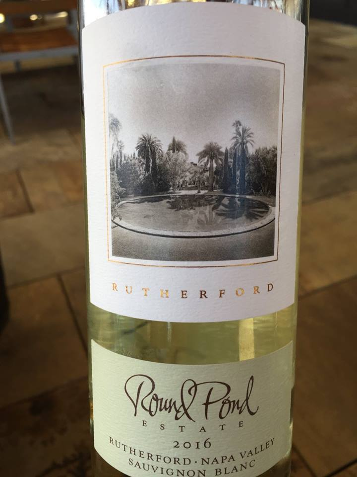 Round Pond Estate – Sauvignon Blanc 2016 – Rutherford – Napa Valley