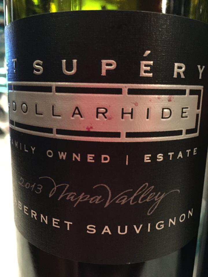 St Supery – Dollarhide – Cabernet Sauvignon 2013 – Napa Valley