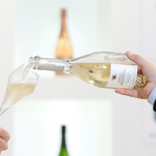 The prowein Champagne Lounge goes to conquer Tokyo !