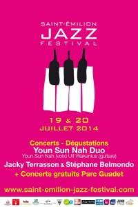 Saint-Emilion Jazz Festival 2014