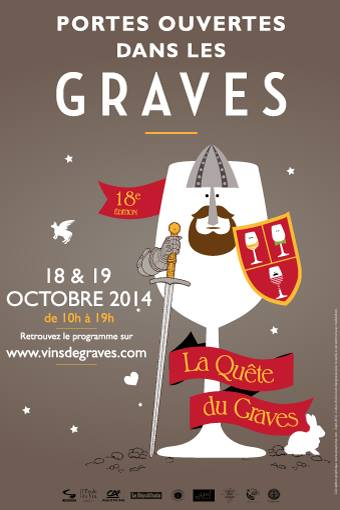 Portes Ouvertes des vins de Graves 2014