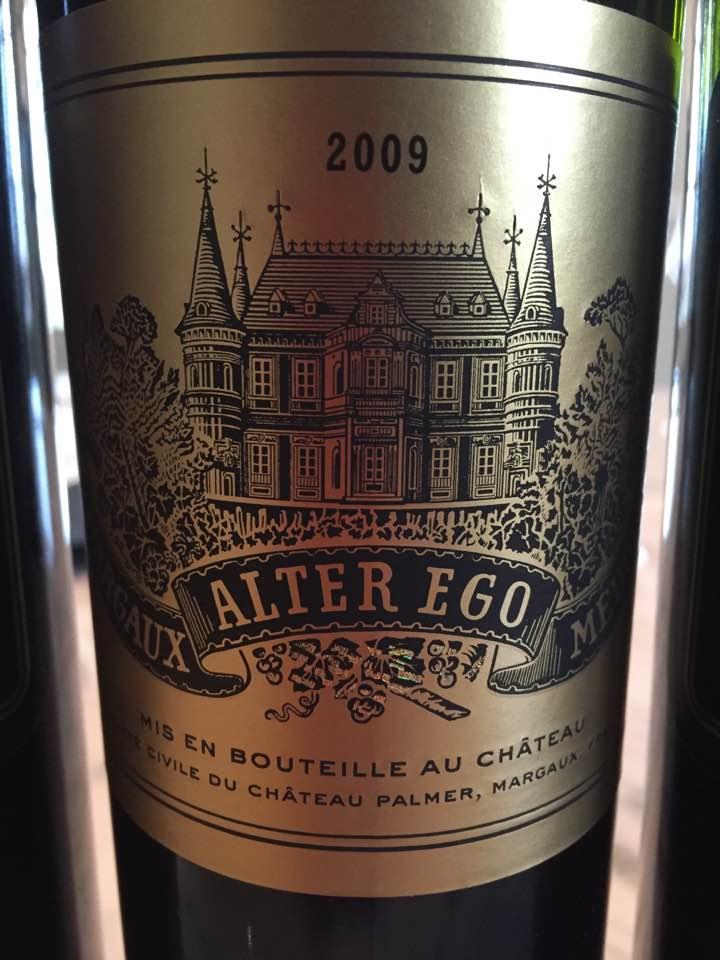 Alter Ego de Palmer 2009 – Margaux