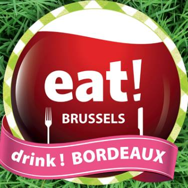 Edition 2016 du festival « Eat ! Brussels, drink ! Bordeaux »
