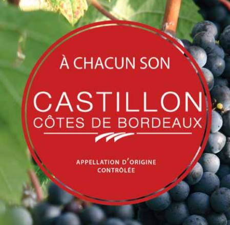 Open Days for Castillon Côtes de Bordeaux Wine appellation