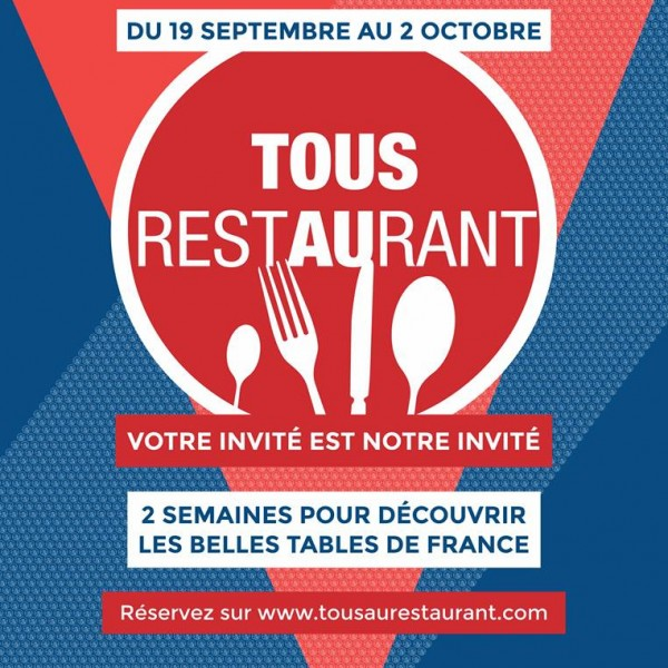 « Tous au Restaurant » avec les vins des Côtes du Rhône !