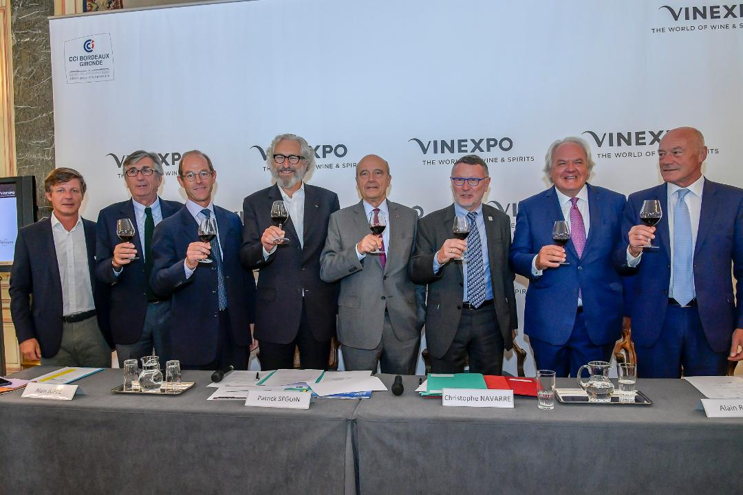 The 20th edition of Vinexpo Bordeaux Shows Ambition