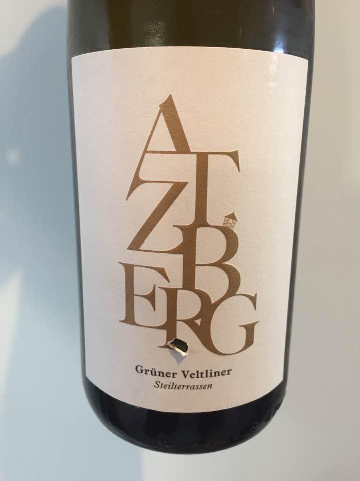 Atzberg – Grüner Veltliner 2016 – St. Michael Steilterrassen – Wachau
