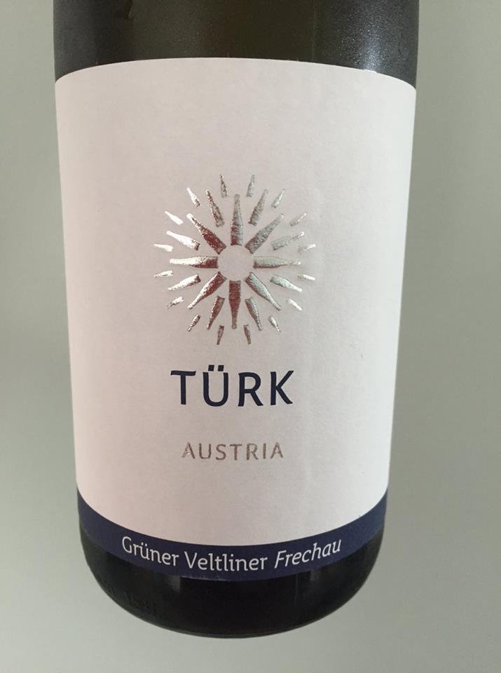 Türk – Grüner Veltliner 2016 Frechau1.ÖTW. – Kremstal Reserve DAC