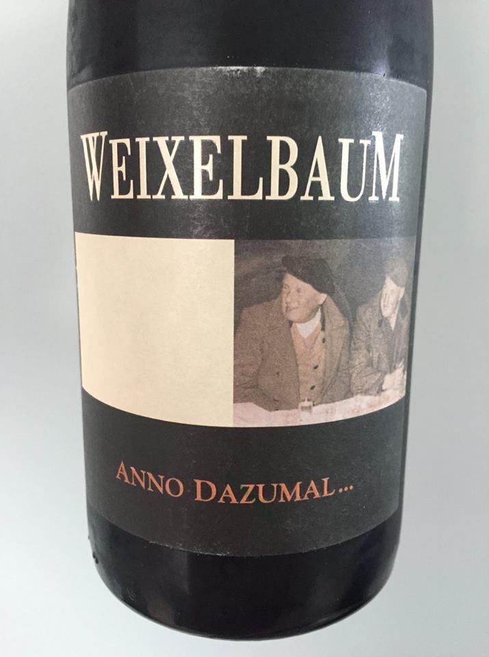 Weixelbaum – Anno Dazumal Sauvignon Blanc 2015 – Kamptal