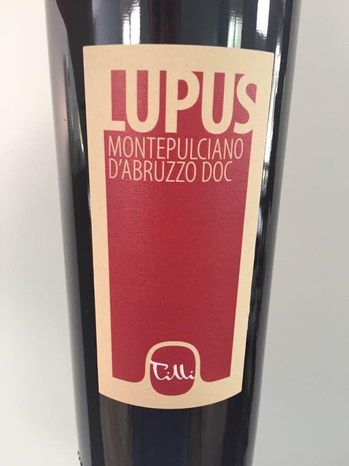 Tilli – Lupus 2016 – Montepulciano D'Abruzzo
