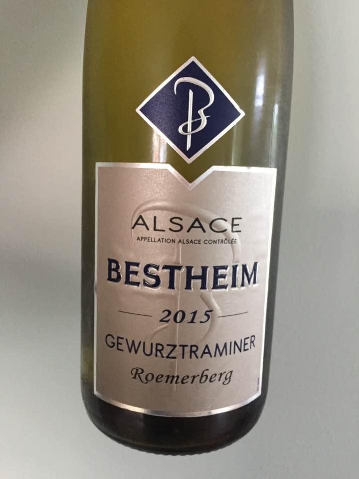 Bestheim – Gewurztraminer 2015 – Alsace, Roemerberg