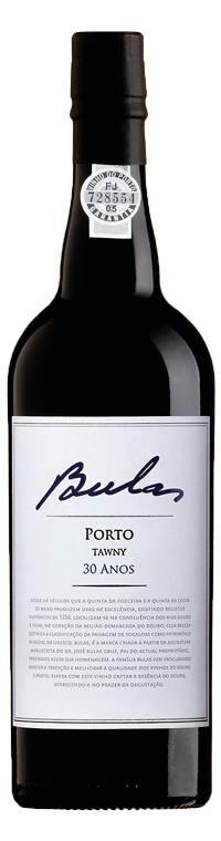 Bulas – 30 Years Old – Tawny Porto