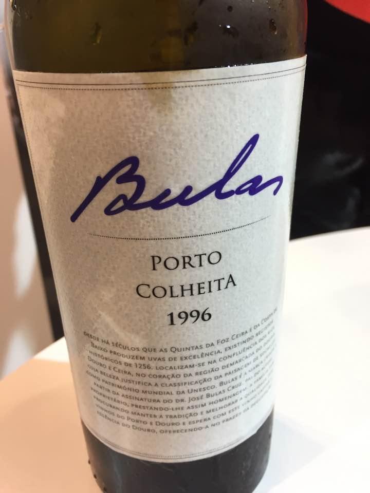 Bulas – Colheita 1996 – Porto