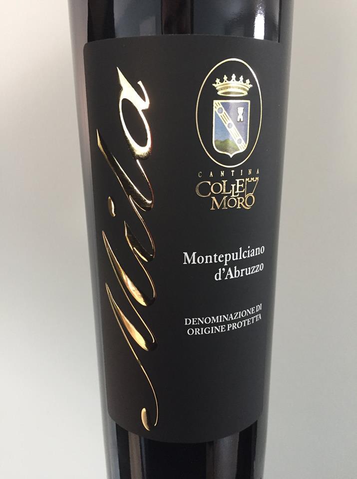 Cantina Colle Moro – Mila 2014 – Montepulciano d'Abruzzo