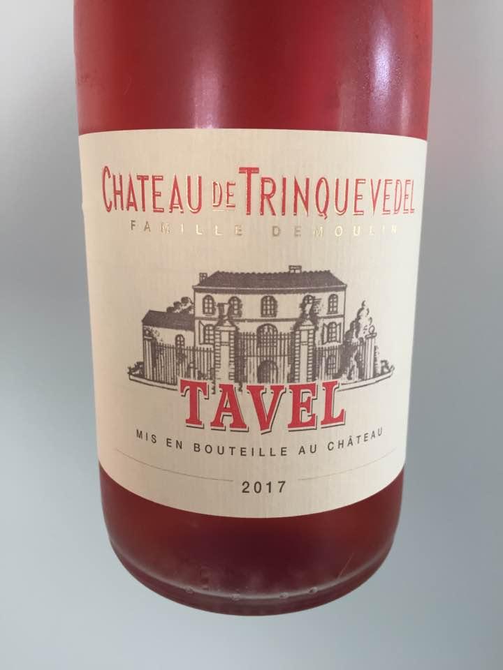 Château de Tringuevedel 2017 – Tavel