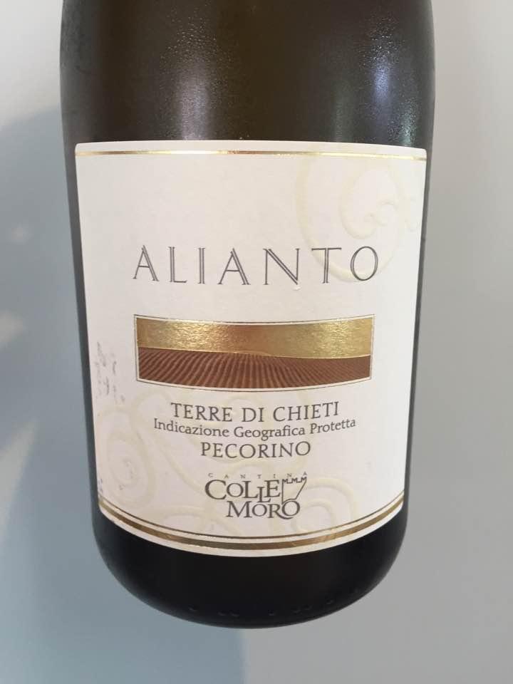 Colle Moro – Alianto 2017 – Terre di Chieti