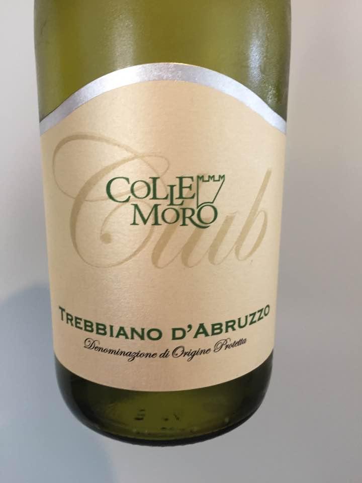 Colle Moro 2017 – Trebbiano d'Abruzzo