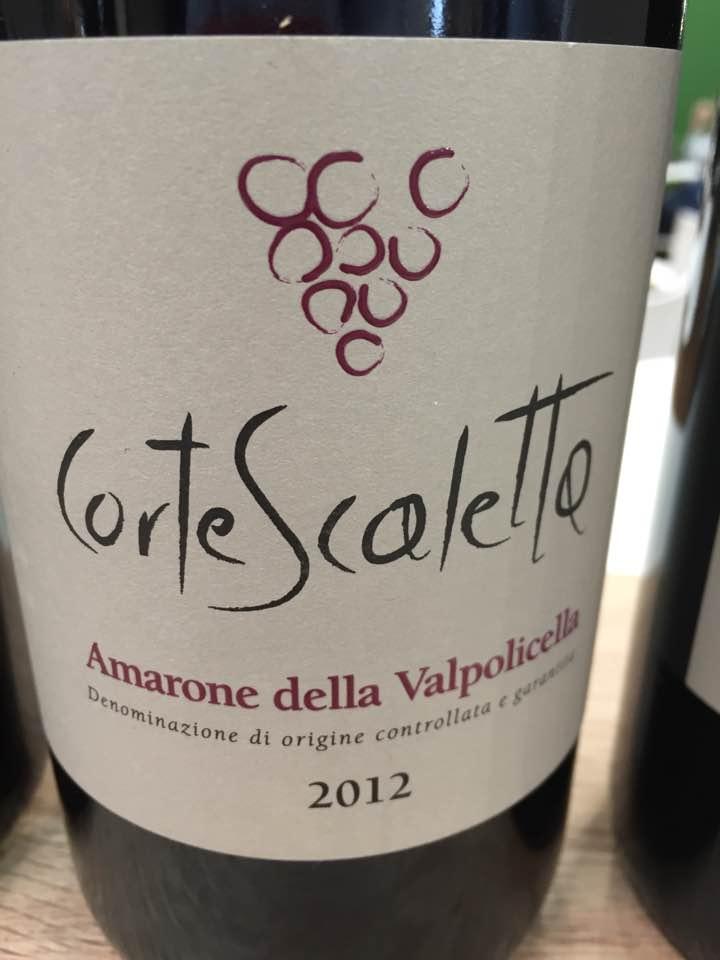 Corte Scaletta 2012 – Amarone della Valpolicella