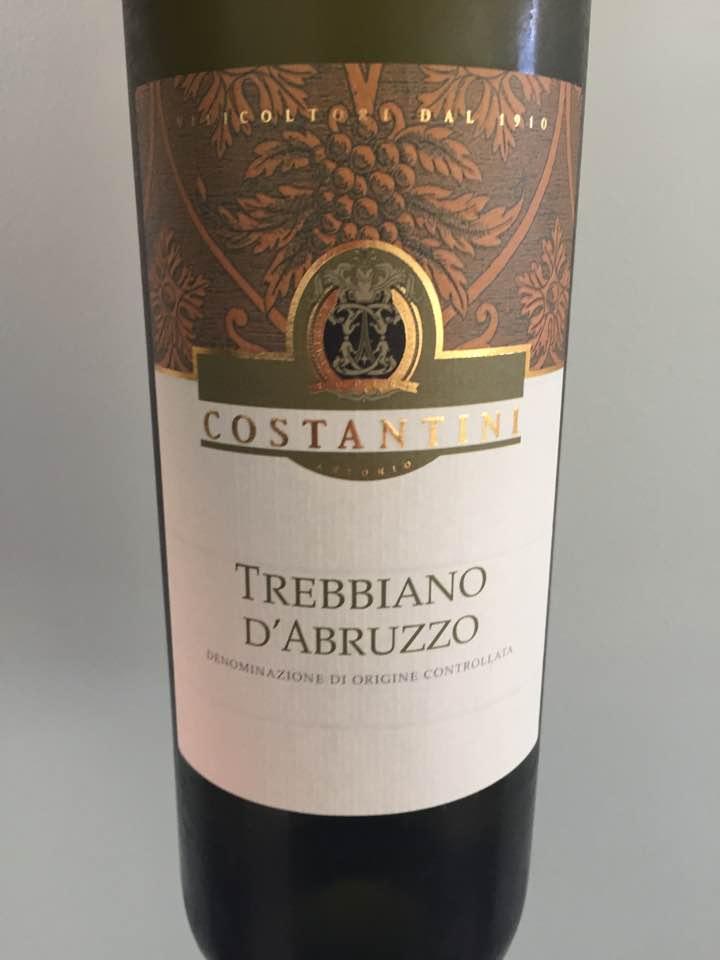 Costantini 2017 – Trebbiano d'Abruzzo