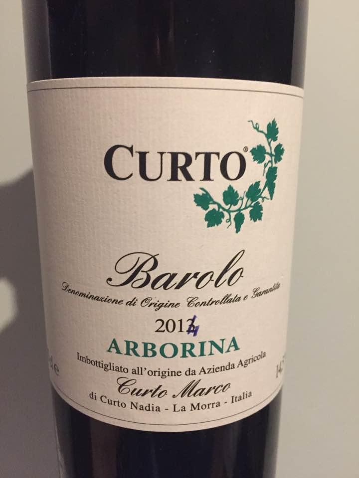 Curto – Arborina 2014 – Barolo