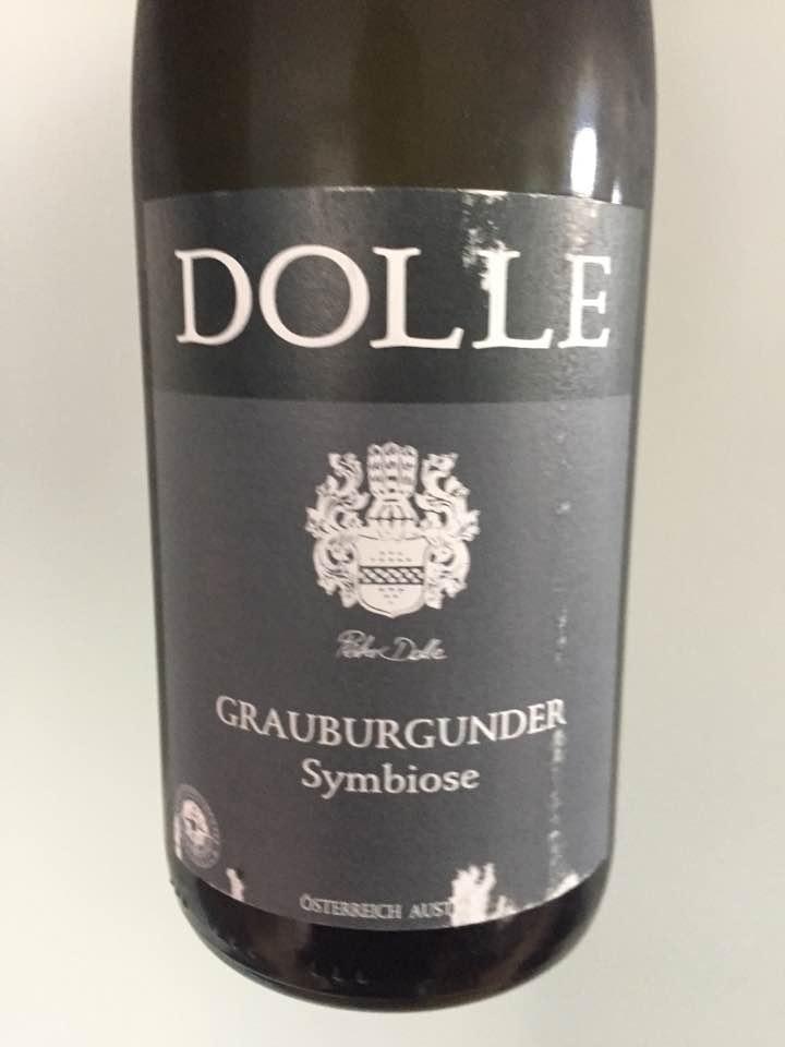 Dolle – Grauburgunder 2016 Symbiose – Niederösterreich