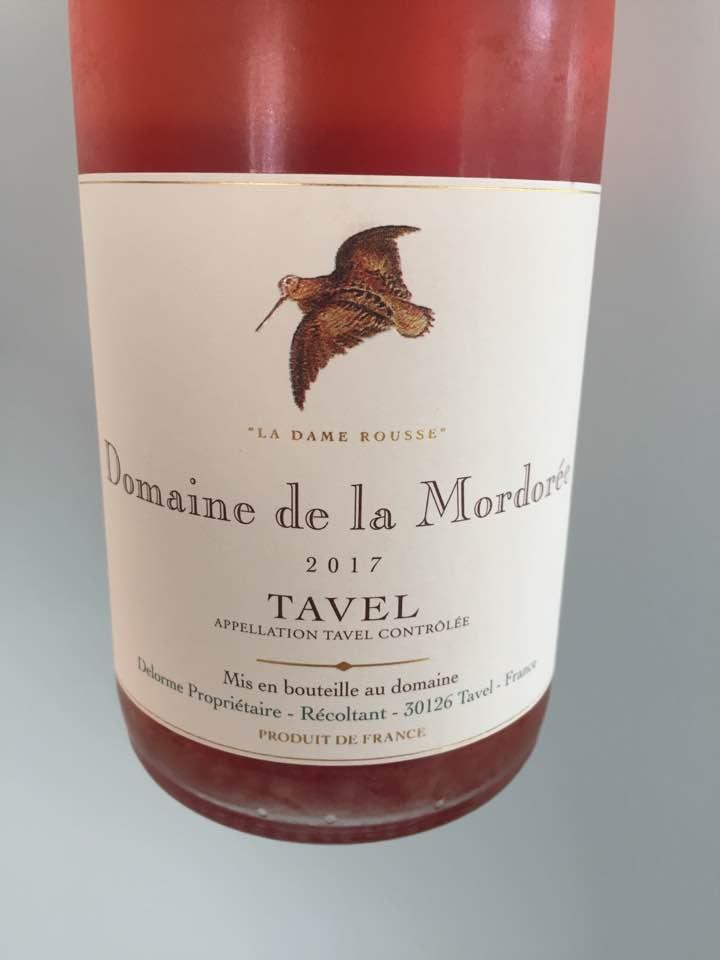 Domaine de la Mordorée – La Dame Rousse 2017 – Tavel