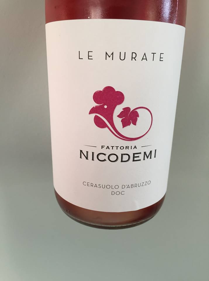 Fattoria Nicodemi – Le Murate 2017 – Cerasuolo d'Abruzzo